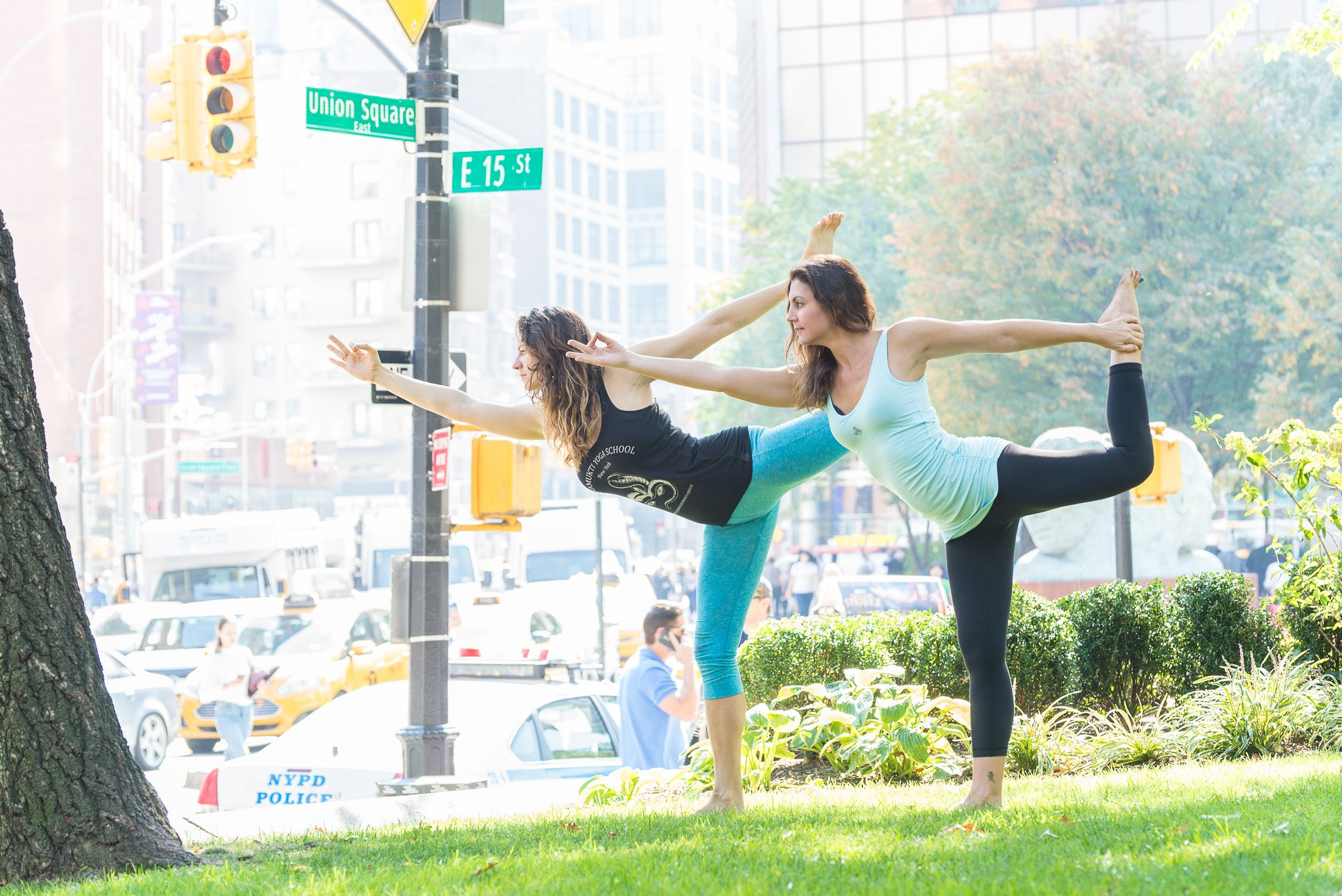 Yoga in New York - Mal was anderes...