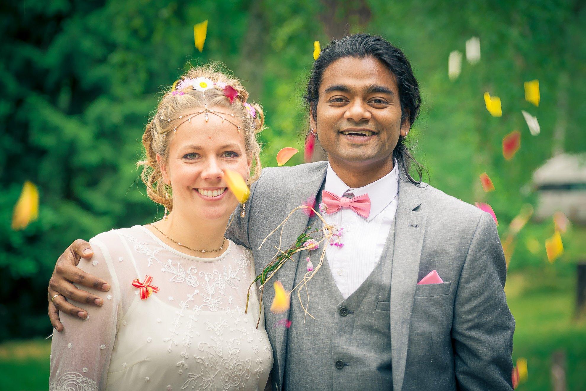 Sita und Tuli heiraten!