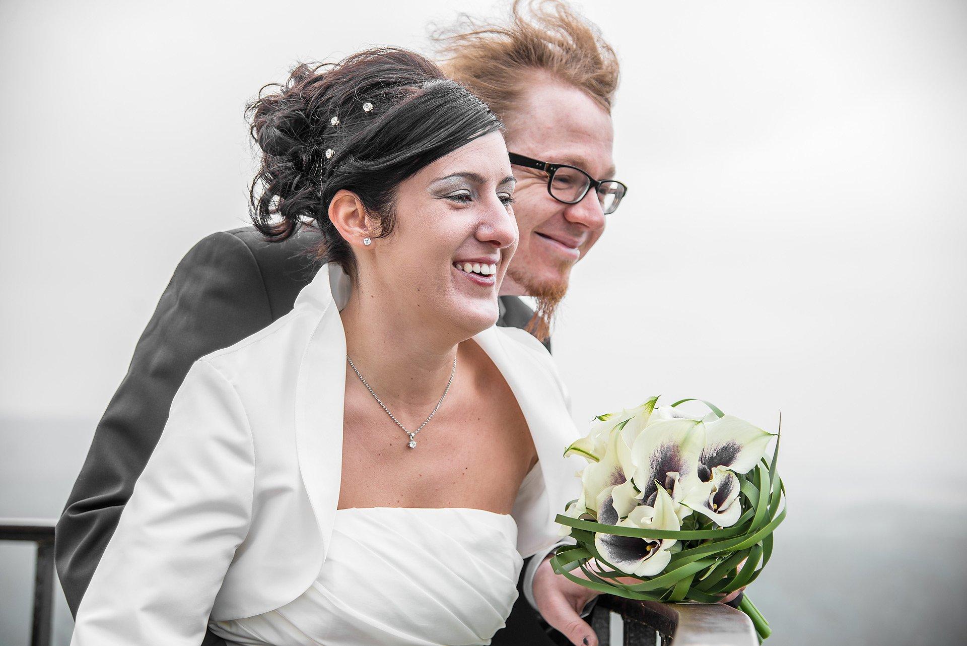 Hochzeit auf der Bastei